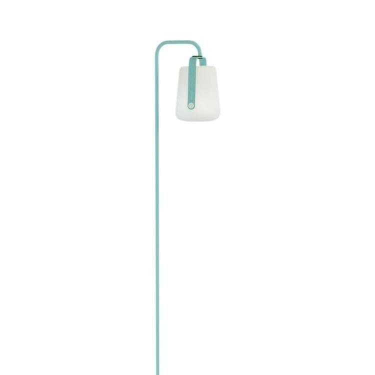 Fermob Lampadaire extérieur Fermob BALAD-Lampe nomade LED d'extérieur avec pied à planter H159cm Bleu