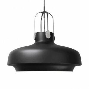 & Tradition Suspensions et plafonniers & Tradition COPENHAGEN-Suspension Inox Ø60cm Noir