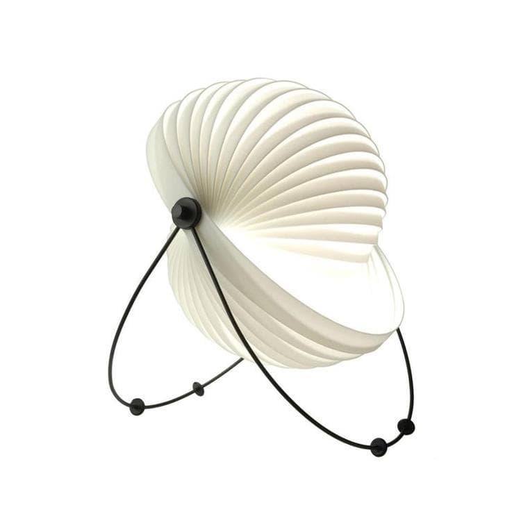 Objekto Lampe à poser Objekto ECLIPSE-Lampe de table modulable H36cm Blanc