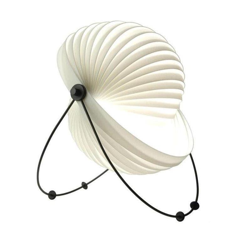 Objekto Lampe à poser Objekto ECLIPSE-Lampe de sol modulable H52cm Blanc