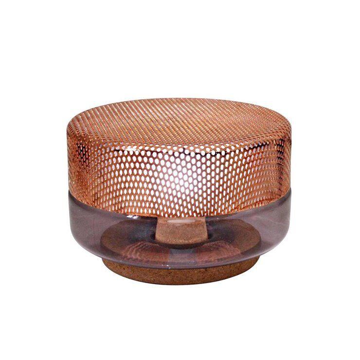 Pulpo Lampe à poser Pulpo LIGHT DROP SMALL-Lampe à poser LED Ø20cm Violet