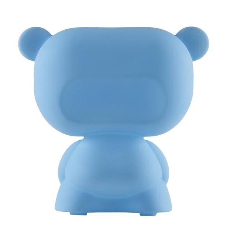 Slide Veilleuse lumineuse Slide PURE-Lampe Ourson H45cm Bleu