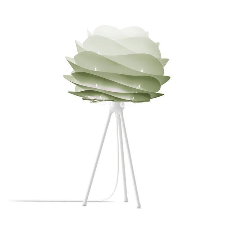 Umage (Vita Copenhagen) Lampe à poser Umage (Vita Copenhagen) CARMINA-Lampe à poser Trépied Blanc Ø32cm Vert