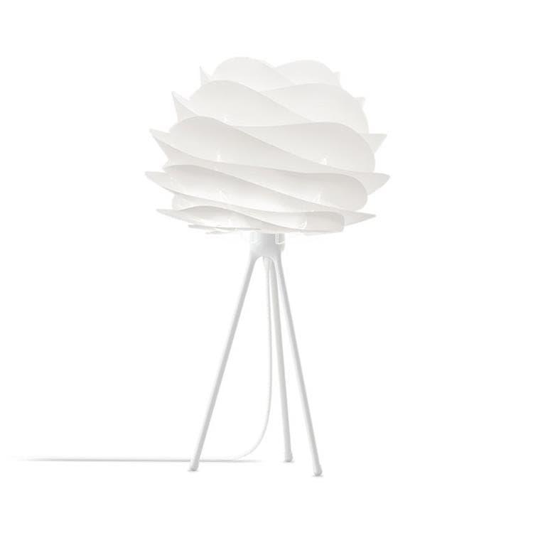 Umage (Vita Copenhagen) Lampe à poser Umage (Vita Copenhagen) CARMINA-Lampe à poser Trépied Blanc Ø32cm Blanc