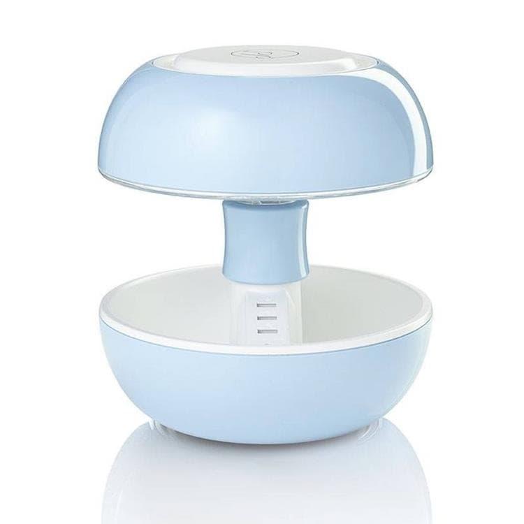 Vivida Lampe à poser Vivida JOYO-Lampe avec port USB Multifonction Laquée H27cm Bleu