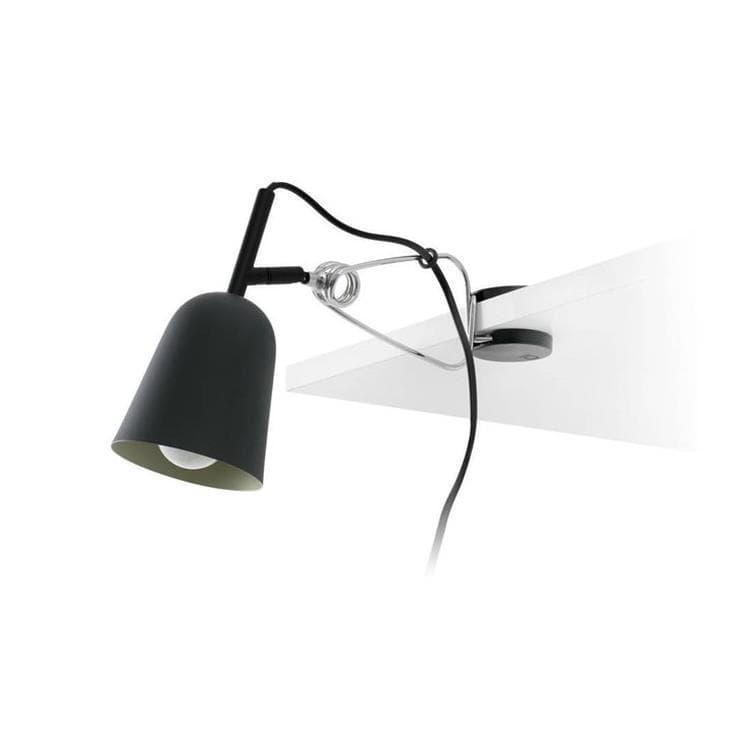 Faro Lampe à poser Faro STUDIO-Lampe à pince Métal Orientable L30cm Noir