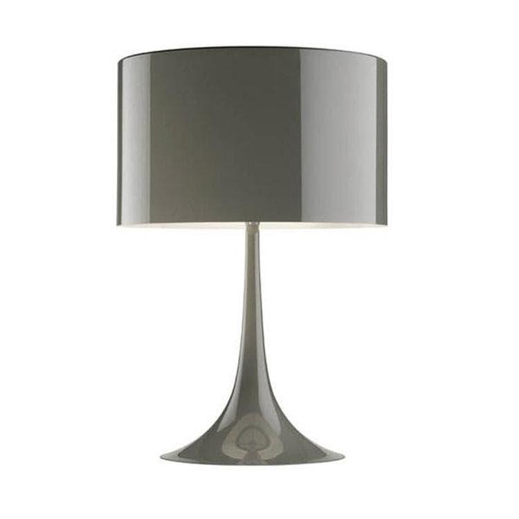Flos Lampes à poser Flos SPUN LIGHT T1-Lampe à poser H57cm Gris