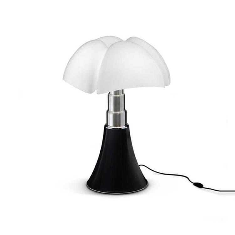 Martinelli Luce Lampe à poser Martinelli Luce MINI PIPISTRELLO-Lampe à poser LED H35cm Noir