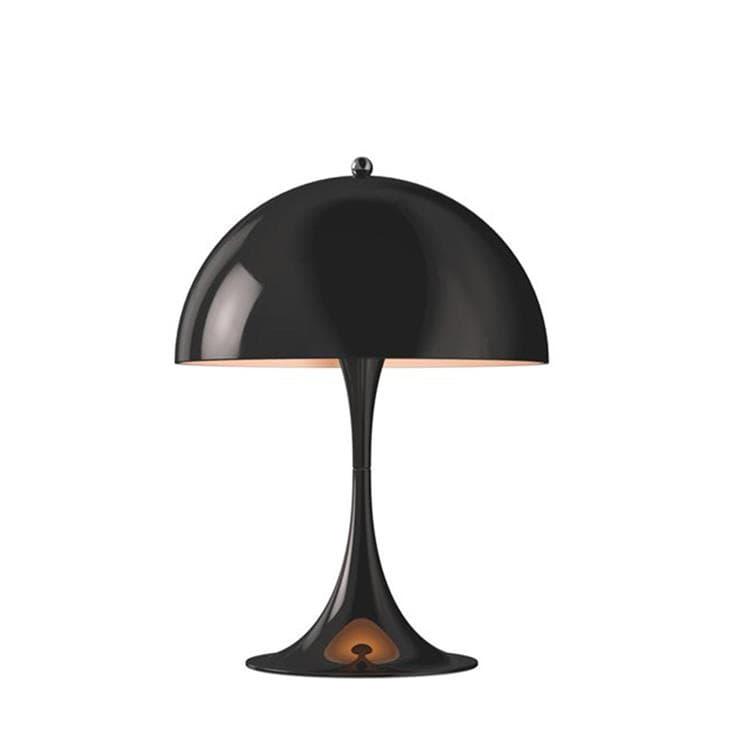 Louis Poulsen Lampe à poser Louis Poulsen PANTHELLA MINI-Lampe à poser LED Métal avec Variateur H33,5cm Noir
