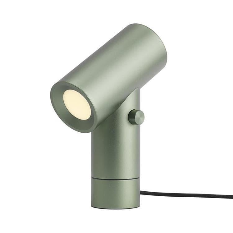 Muuto Lampe à poser Muuto BEAM-Lampe à poser LED 2 lumières avec Variateur H26.2cm Vert