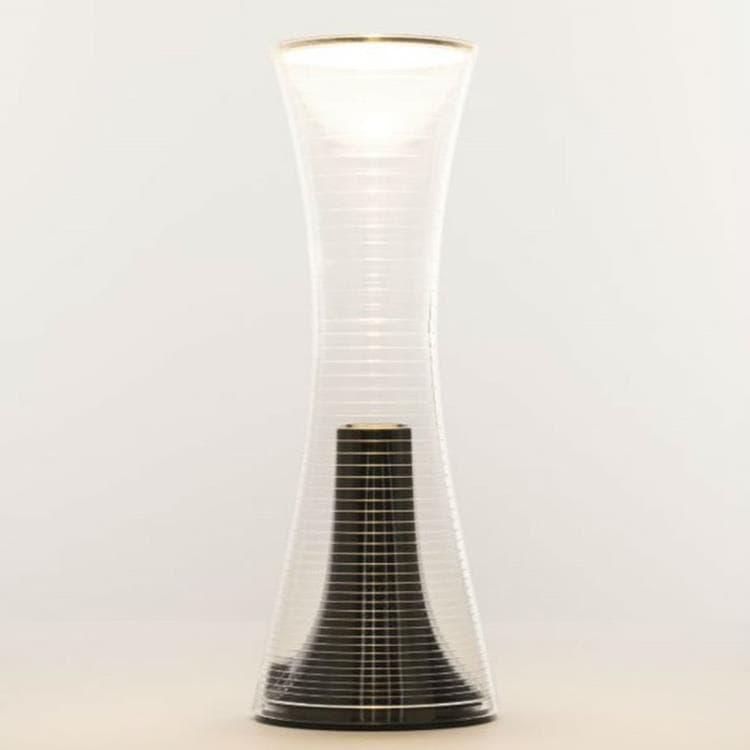 Artemide Lampes à poser Artemide COME TOGETHER-Lampe baladeuse LED sans fil H26.5cm Noir