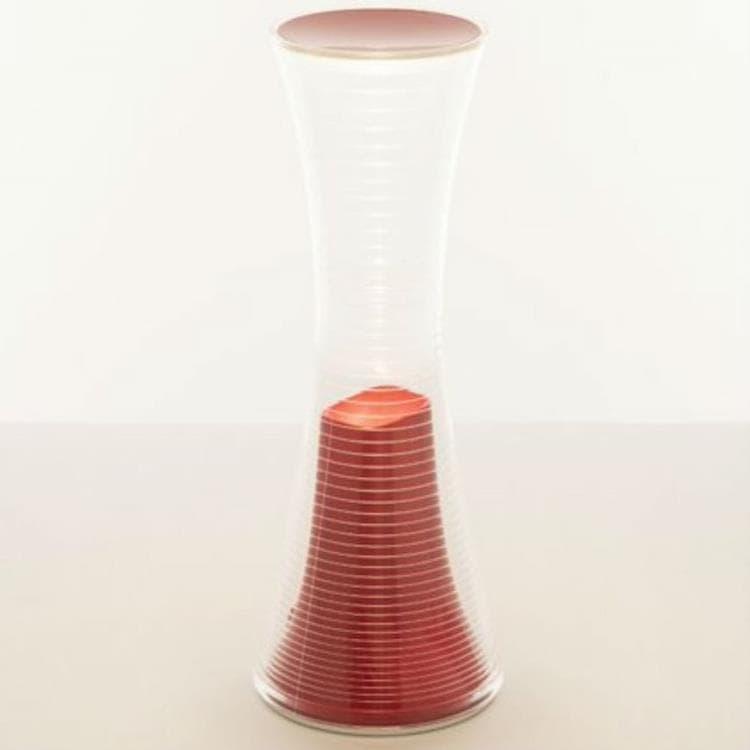 Artemide Lampe à poser Artemide COME TOGETHER-Lampe baladeuse LED sans fil H26.5cm Rouge