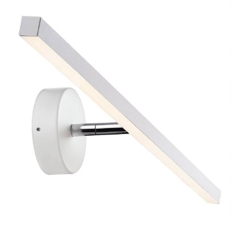 Nordlux Applique murale Nordlux IP S13-Applique LED de salle de bain Métal L60cm Blanc