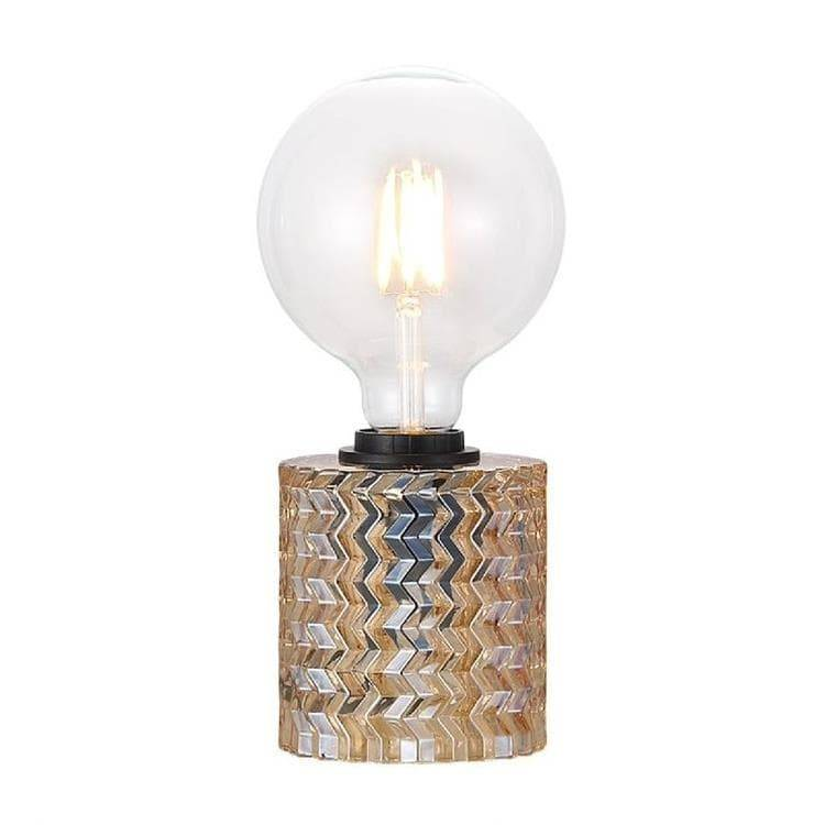 Nordlux Lampe à poser Nordlux HOLLYWOOD-Lampe à poser Verre H12,8cm Orange