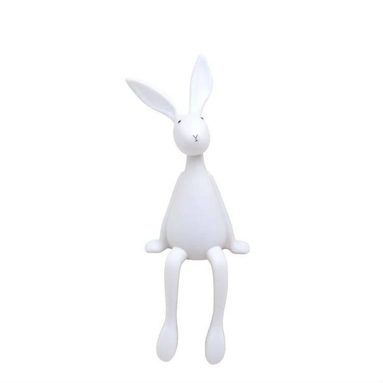 Rose In April Guirlandes et objets lumineux Rose In April JOSEPH LE LAPIN-Lampe Veilleuse Lapin LED H58cm Blanc