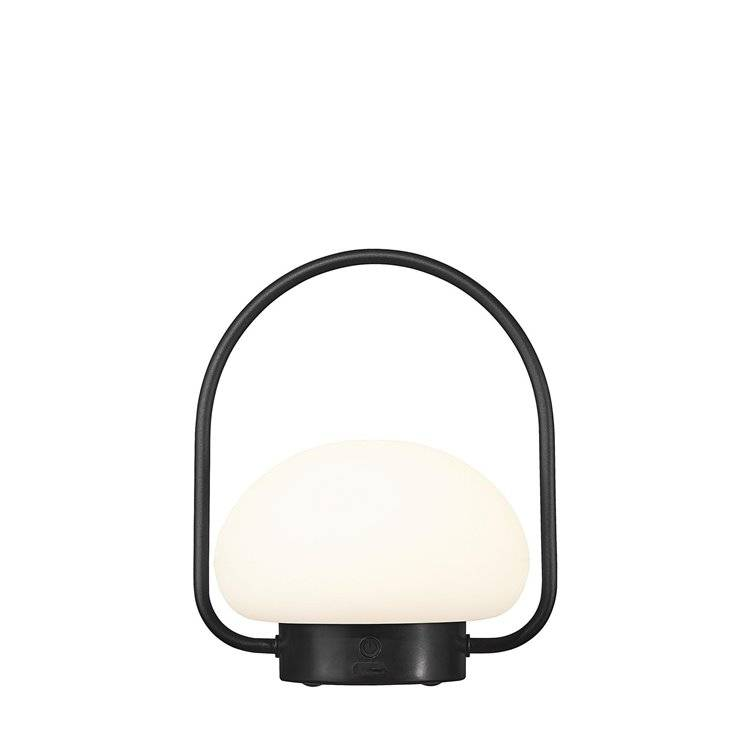 Nordlux Lampe à poser extérieur Nordlux SPONGE TO GO-Baladeuse d'extérieur Polypropylène & Métal Ø20cm Blanc