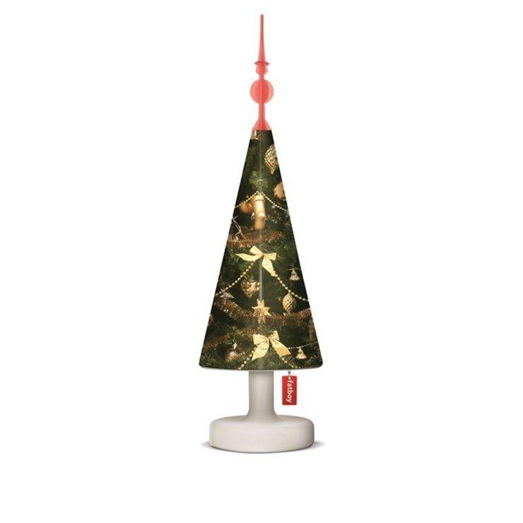 Fatboy Accessoire luminaire Fatboy XMAS TREE TOPPER-Abat-jour Sapin pour lampe Edison The Petit Ø16cm Vert