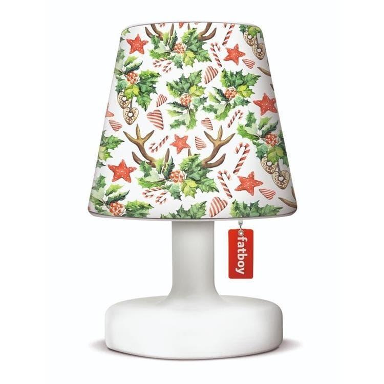 Fatboy Lampes à poser Fatboy EDISON THE PETIT-Lampe à poser LED rechargeable + Cooper Cappie Noël OFFERT H25cm Vert