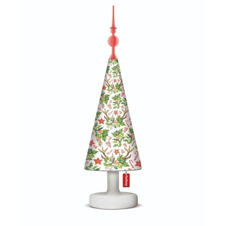Fatboy Lampes à poser Fatboy EDISON THE PETIT-Lampe à poser LED rechargeable + Tree Topper Noël OFFERT H45cm Vert