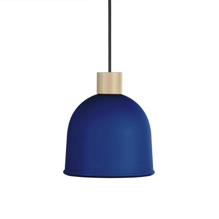 Carpyen Easy Light Suspension Carpyen Easy Light ONS-Suspension Métal/Bois Ø21.4cm Bleu