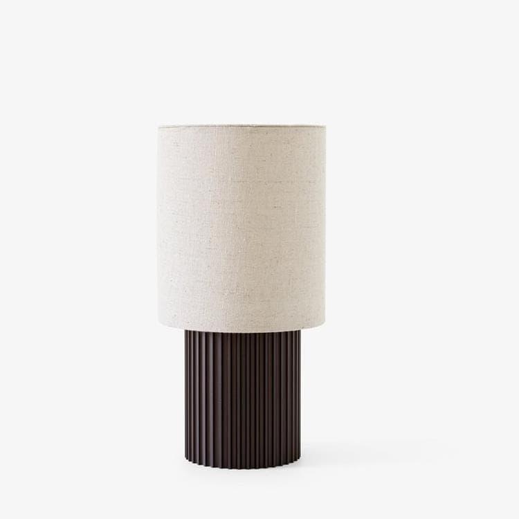 & Tradition Lampe à poser & Tradition MANHATTAN SC52-Lampe à poser sans fil 3 intensités H24.5cm Doré