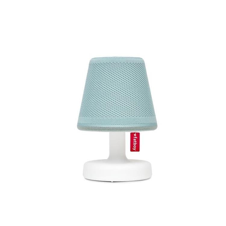 Fatboy Lampe à poser Fatboy EDISON THE PETIT HOODIE-Lampe à poser LED avec Abat jour Polyester rechargeable H25cm Vert