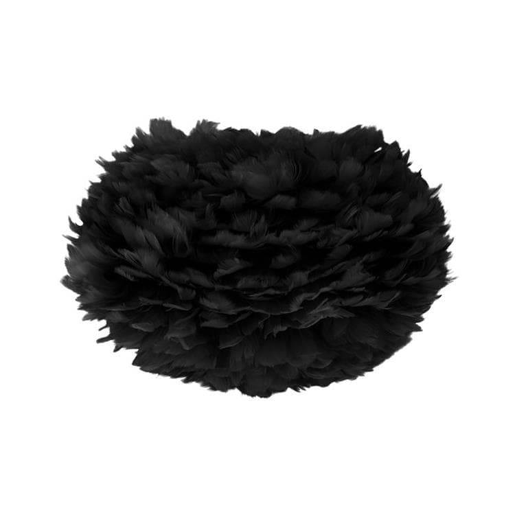 Umage (Vita Copenhagen) Suspension Umage (Vita Copenhagen) EOS MINI-Suspension Plume Ø35cm + Câble Noir Noir