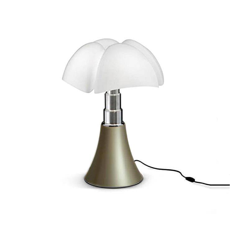 Martinelli Luce Lampe à poser Martinelli Luce MINI PIPISTRELLO-Lampe LED avec Variateur H35cm Doré