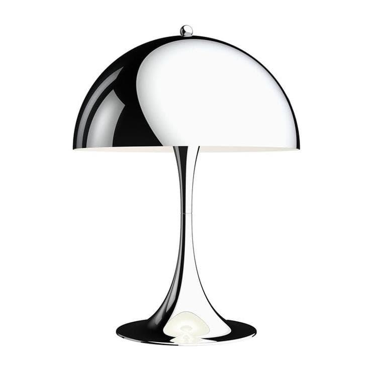 Louis Poulsen Lampe à poser Louis Poulsen PANTHELLA 320-Lampe à poser Anniversaire Métal H43.8cm Argenté