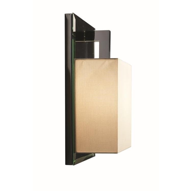 Contardi Applique murale Contardi COCO-Applique Miroir H40cm Blanc