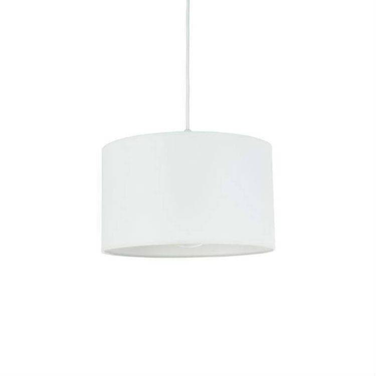 Corep Suspension Corep BULIGHT-Suspension de salle de bain Coton Ø30cm Blanc