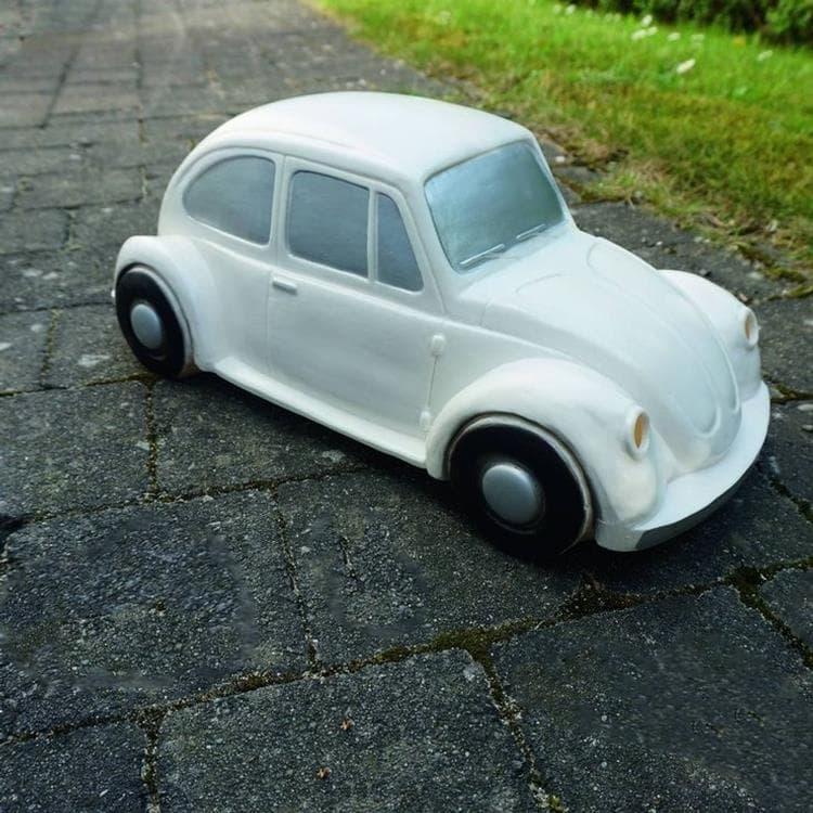 Egmont Toys Veilleuse lumineuse Egmont Toys WHITE CAR-Lampe à poser / Veilleuse LED Cox L40cm Blanc