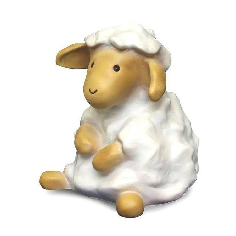 Egmont Toys Veilleuse lumineuse Egmont Toys DOLLY-Lampe à poser / Veilleuse LED Mouton H23cm Blanc