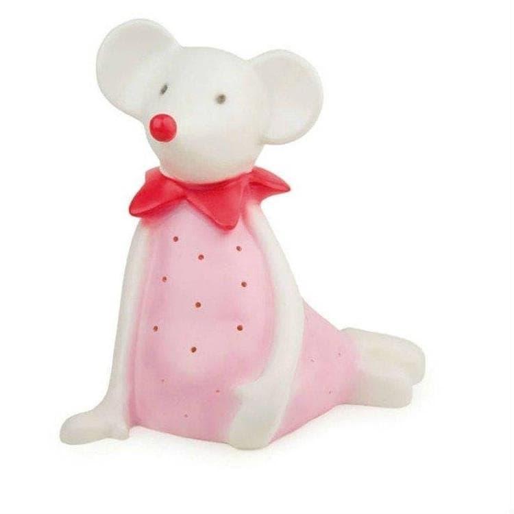 Egmont Toys Veilleuse lumineuse Egmont Toys TWIGGY-Lampe à poser / Veilleuse LED Souris H28cm Rose