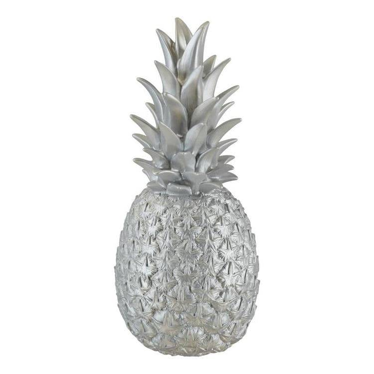 Goodnight Light Guirlandes et objets lumineux Goodnight Light PINACOLADA-Lampe/Veilleuse Ananas LED H37cm Argenté