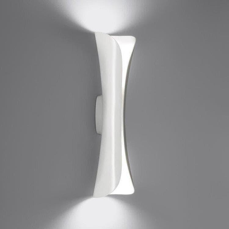 Artemide Applique murale Artemide CADMO-Applique LED H54cm Blanc