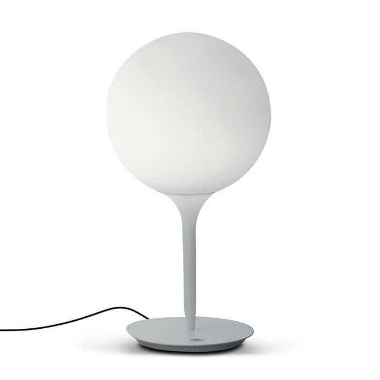 Artemide Lampe à poser Artemide CASTORE-Lampe à poser Verre Soufflé H66cm Blanc