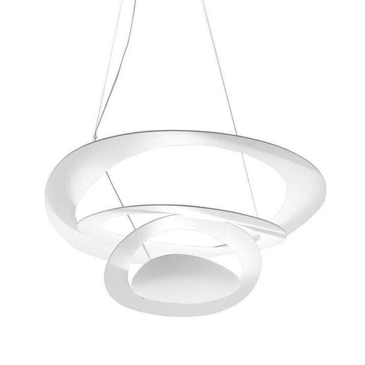 Artemide Suspension Artemide PIRCE MINI-Suspension LED Ø69cm Blanc