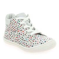Bellamy Promo - Bottines fermées Bellamy JESS Blanc pour Enfant fille en Cuir - Cuir - 23,25,29 <br /><b>79.00 EUR</b> JEF Chaussures