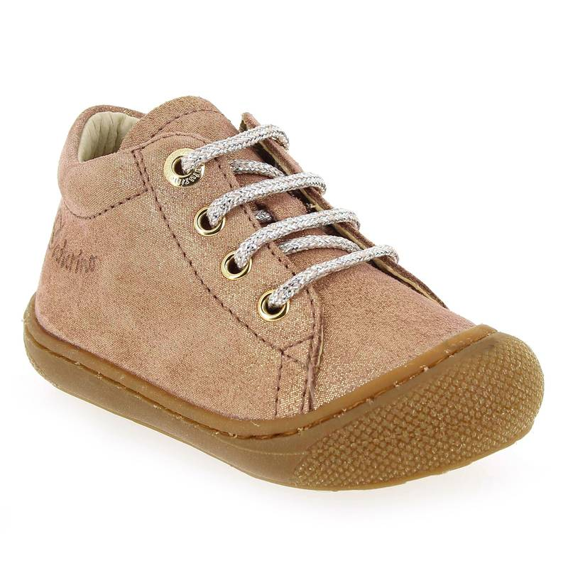 Falcotto by Naturino Promo -10€ Bottines Falcotto by Naturino COCOON rose pour Bébé fille taille : 22, 23, 24