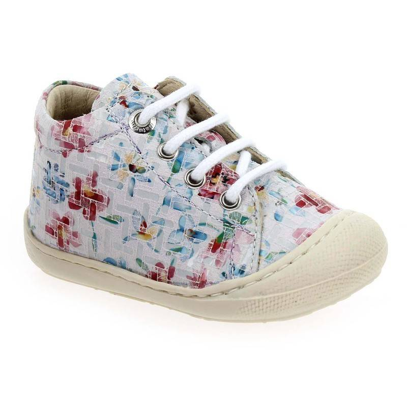 Falcotto by Naturino Bottines Falcotto by Naturino COCOON SS20 blanc pour Bébé fille taille : 18, 19