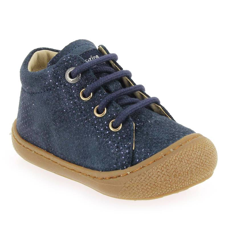 Falcotto by Naturino Promo -10€ Bottines Falcotto by Naturino COCOON F bleu pour Bébé fille taille : 18, 19, 22