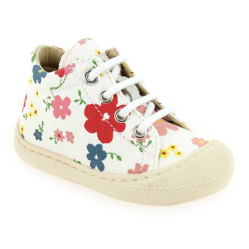 Falcotto by Naturino Bottines Falcotto by Naturino COCOON F E21 blanc pour Bébé fille taille : 18, 19, 20, 21, 22, 23, 24