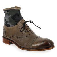 Melvin & Hamilton Promo - Melvin & Hamilton patrick 4 Marron pour Homme en Cuir - Cuir - 44,41 <br /><b>189.00 EUR</b> JEF Chaussures