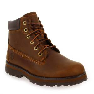 Timberland COURMA KID TRADITIONAL 6IN - Cuir - 32,33,34,35,36,37,38,39 - Publicité