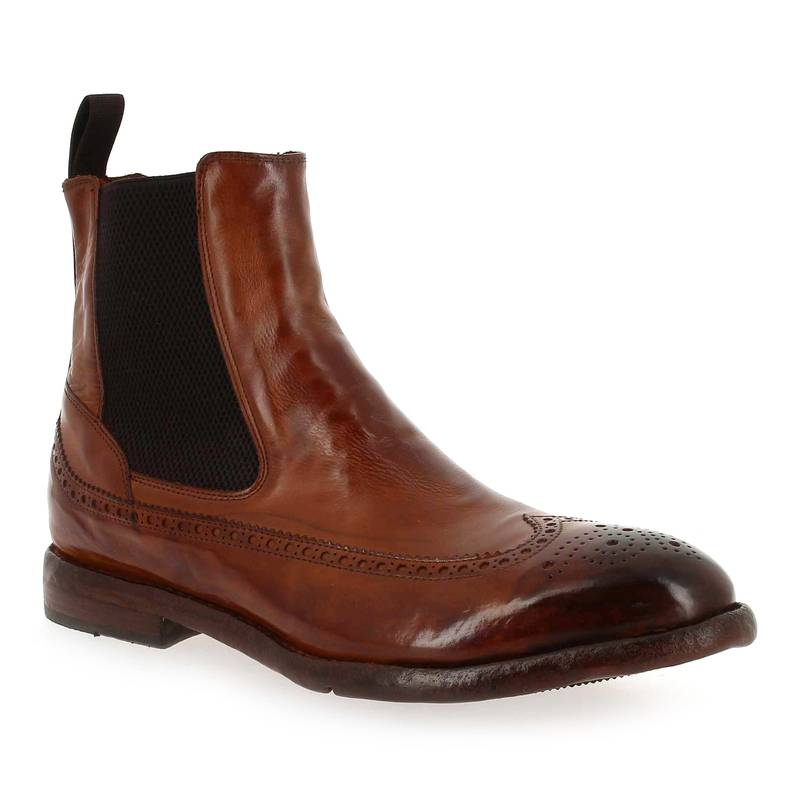 Lemargo Boots Lemargo BZ08A camel pour Homme taille : 40, 41, 42, 43, 44, 45