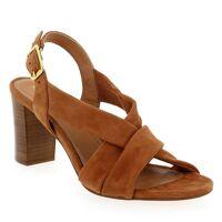Maison Toufet Promo - Maison Toufet AUDREY Camel pour Femme en Cuir velours - Cuir velours - 36,37,38,40,41 <br /><b>129.00 EUR</b> JEF Chaussures