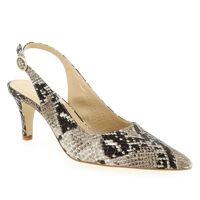 Janie Philip Promo - Janie Philip EMILIEN SERPENT Beige pour Femme en Cuir - Cuir - 36,37,35 <br /><b>115.00 EUR</b> JEF Chaussures