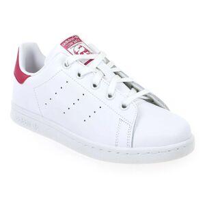 Adidas Originals STAN SMITH J - Cuir - 35½,362/3,371/3 - Publicité