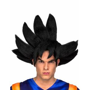 VegaooParty Perruque Goku Dragon Ball adulte